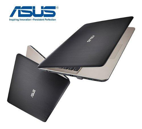 Ultrabook Asus Intel N4000 Dual Core (2) Cpu 4gb 500gb