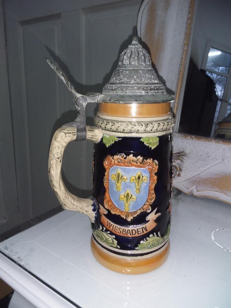 Vaso Cervecero Aleman