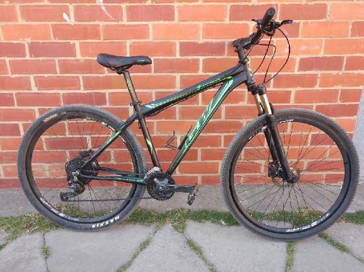 Vendo Bicicleta Gw Rin 29 Frenos Hidrául