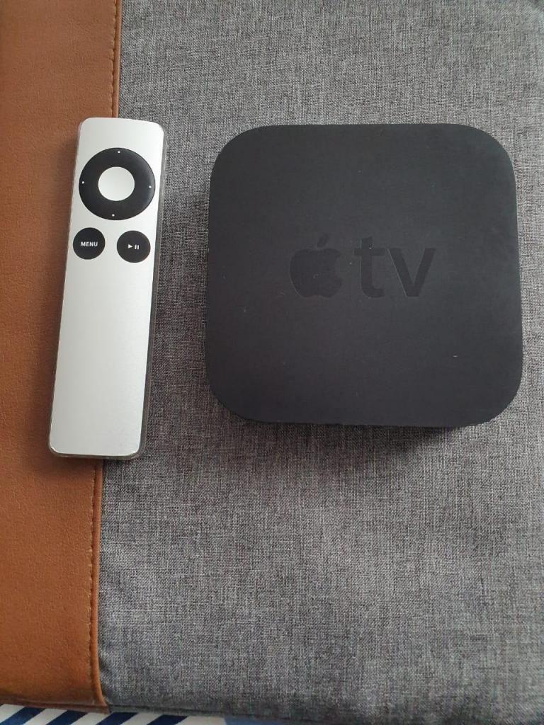 Apple TV - EXCELENTE !!