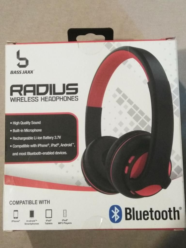 Audífonos Manos Libres Bluetooth Nuevos