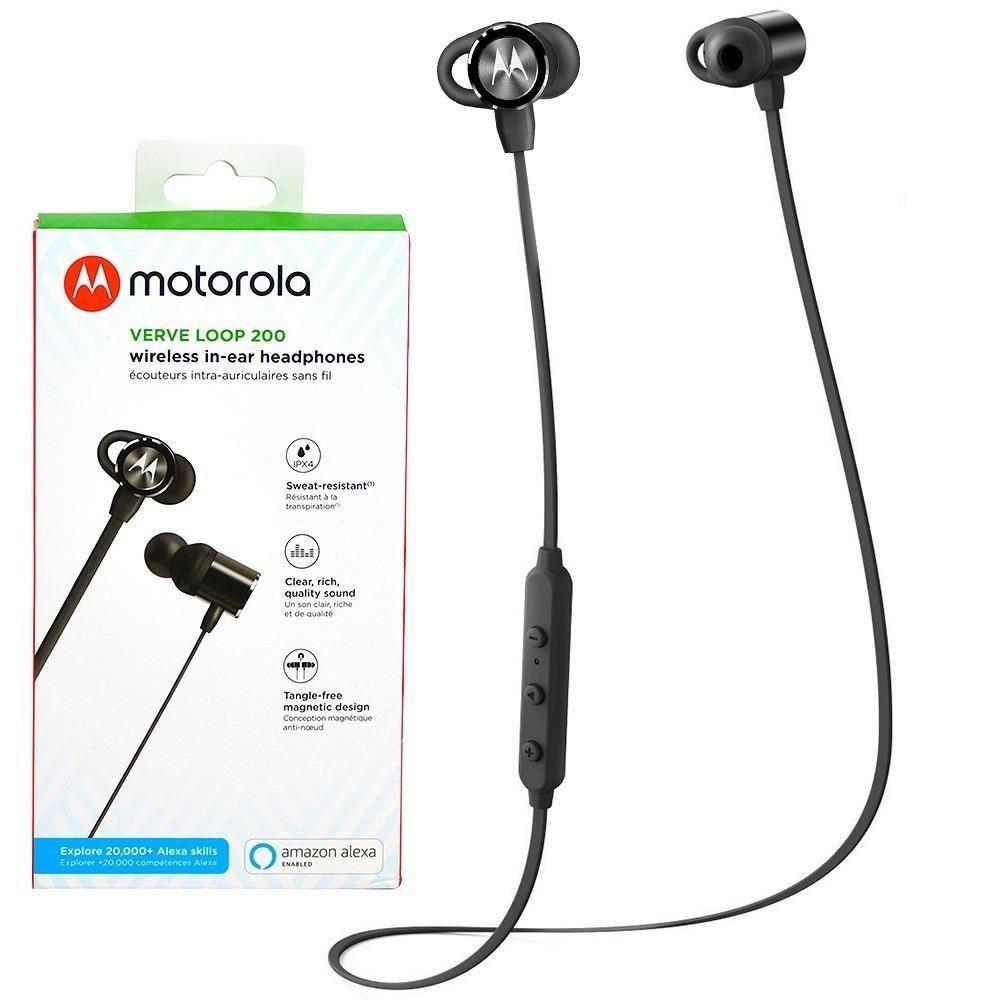 Audifonos Bluetooth Motorola Verve Loop 200 Deportivo CC