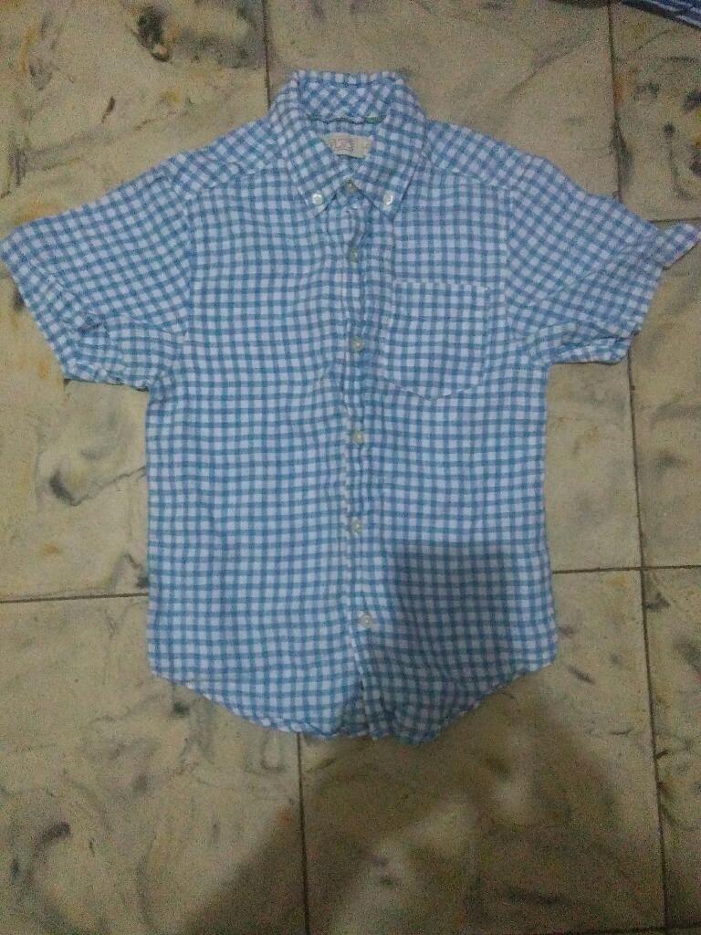Camisa de Niño de Segunda Americana T 6