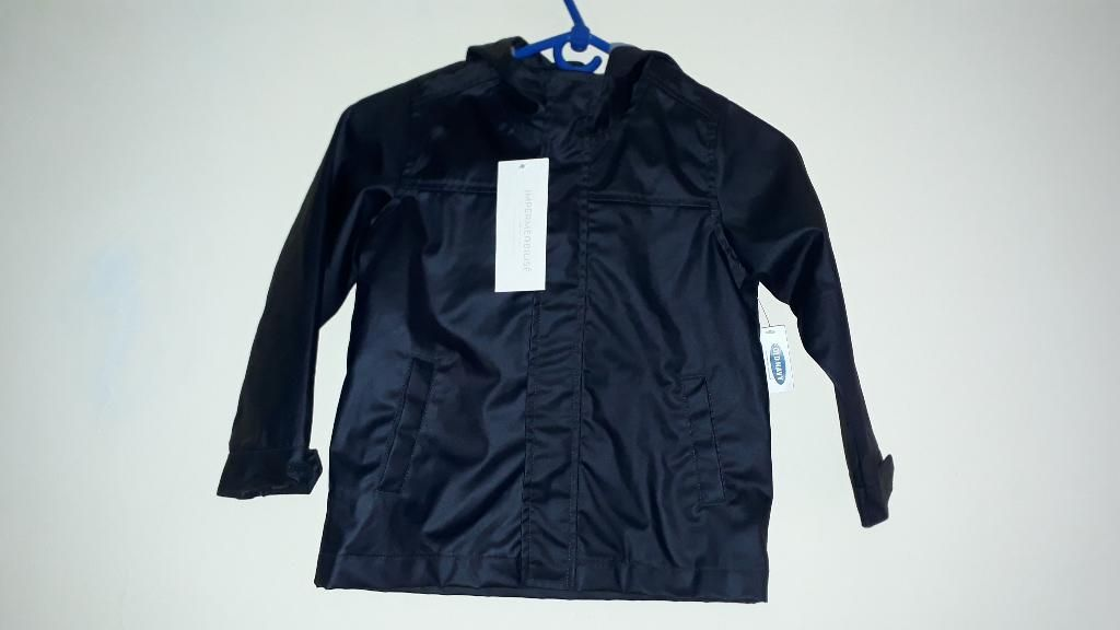 Chaqueta Impermeable Old Navy 5t Nueva