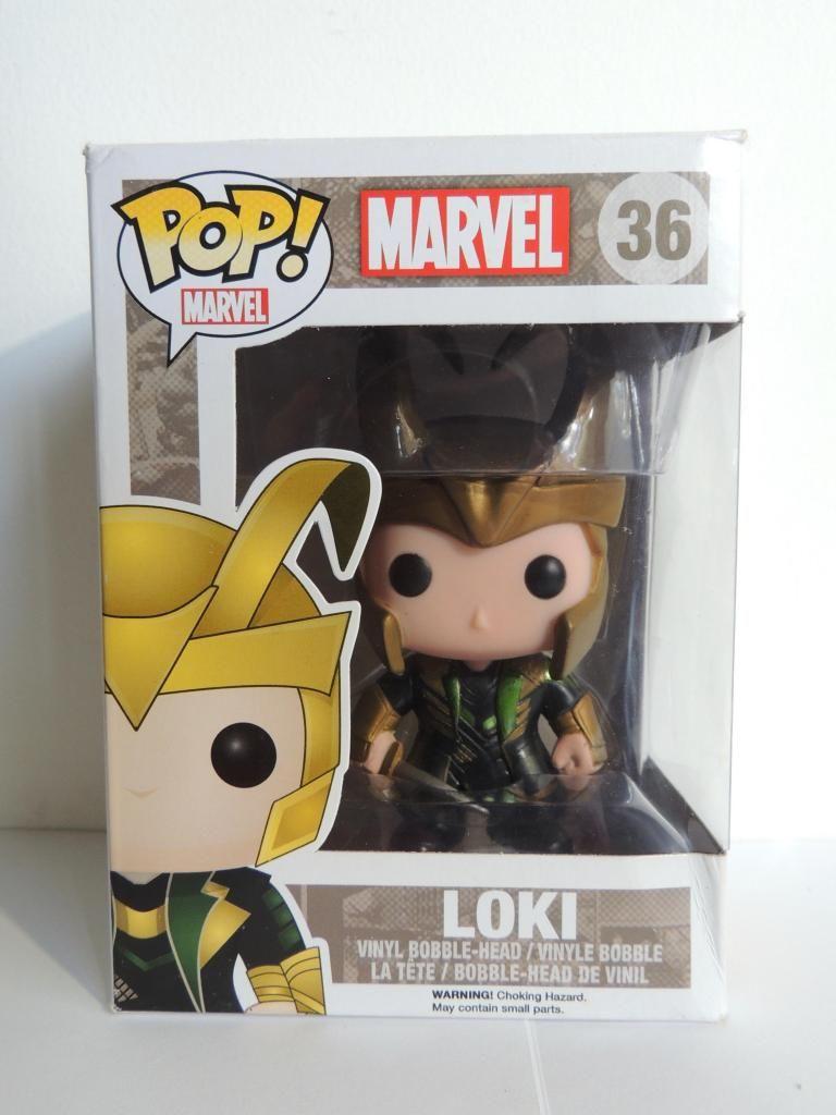 Funko Pop! Loki