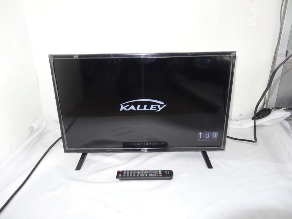 "TELEVISOR KALLEY 32""PULGADAS LED TDT MODELO K-LED28HDXT2"