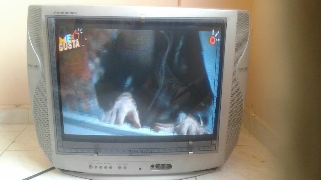 Televisor de 21 Pulgadas Panasonic Turbo