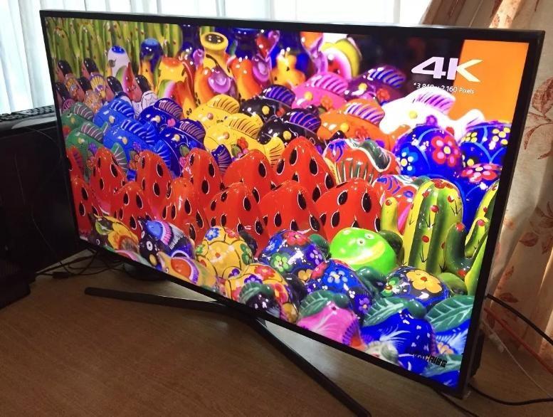 Tv Samsung 50 Pulgadas 4k Smart Tv Uhd