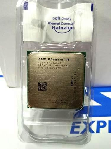 Amd Phenom Ii X4 955 3.2 Ghz 6 Mb Quad-core Cpu Procesador H