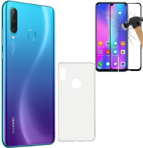 Celular Huawei P30 Lite 128 Azul 4ram + Forro Y Vidrio 5d