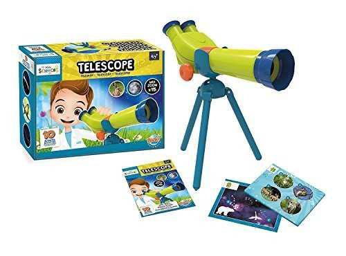 El Primer Kit Básico De Telescopio Binocular De Juguete
