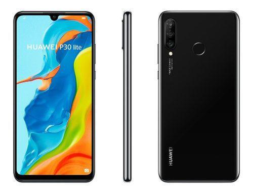 Huawei P30 Lite /128gb /32mp / 4 Ram + Vidrio Y Forro 4g