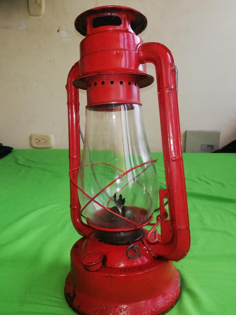 Lámpara de Lujo (petróleo)