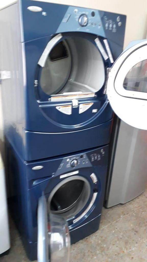 Oferta HOY vendo lavadora secadora Duet sport WHIRLPOOL