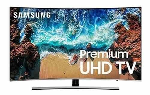 Samsung 65nu8500 Curvo 65 4k Uhd 8 Serie Smart Led Tv 2018