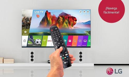Smart Tv Lg 50 4k - Tdt - 2019