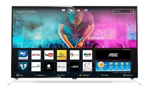 Televisor Aoc - Led 50 - 4k Ultra Hd Smart Tv.