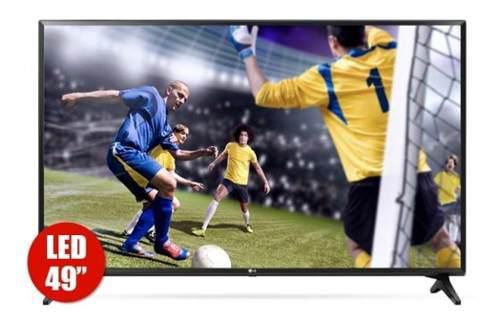 Televisor Led Lg Smart Tv 49 Pulgadas Full Hd Hdmi Hogar Ak