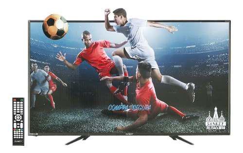Televisor Led Sankey 55 4k Uhd Smart Tv Tdt 8gb 1a G/tia