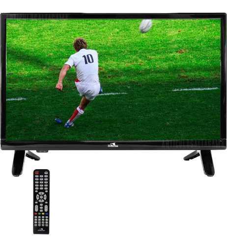 Televisor Monitor Huskee Tv 19 Pulgadas Con Tdt Vga Hdmi Rca