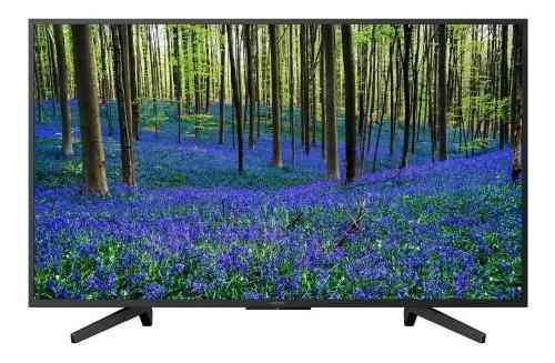 Televisor Sony 55 Kd55x757f | Led 4k Ultra Hd Smart Tv