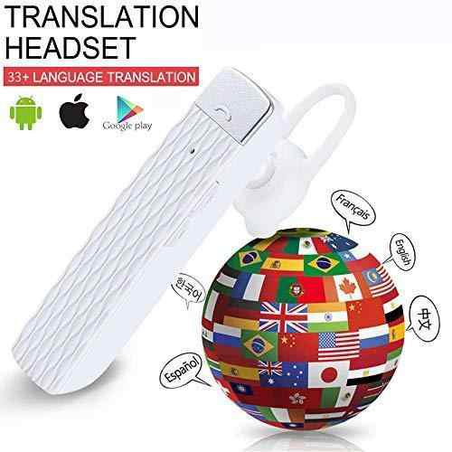Traductor De Bluetooth Inteligente Auriculares Inalambricos