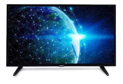 Tv Led Challenger 32¨ Hd Usb Hdmi Pvr Tdt2 + Soporte +