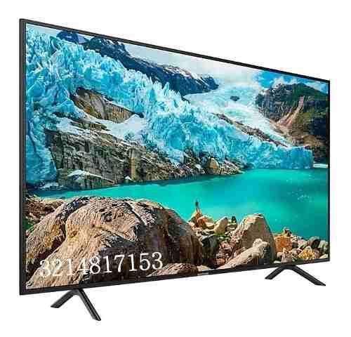 Tv Samsung 43ru7100 4k Smart Bluetooth 2019 Gtia 1año