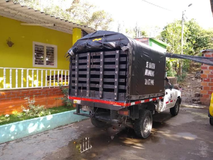 Vendo Camioneta de Servicio Público