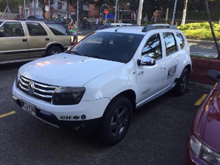 Vendo Renault Duster Publica Mod 2014