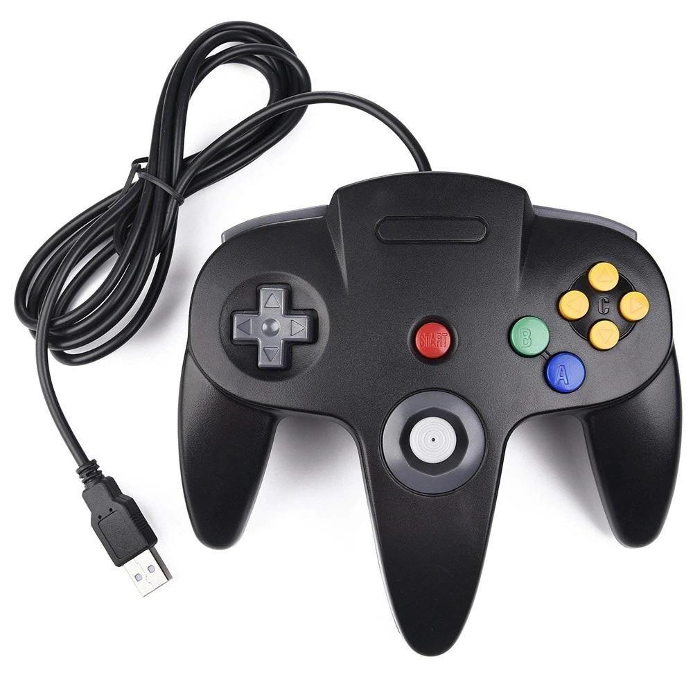 Control Nintendo 64 Para Pc Conexion Usb