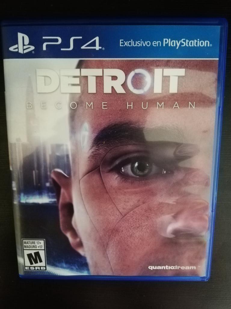 Detroit Ps4 Play 4 Cambio O Vendo