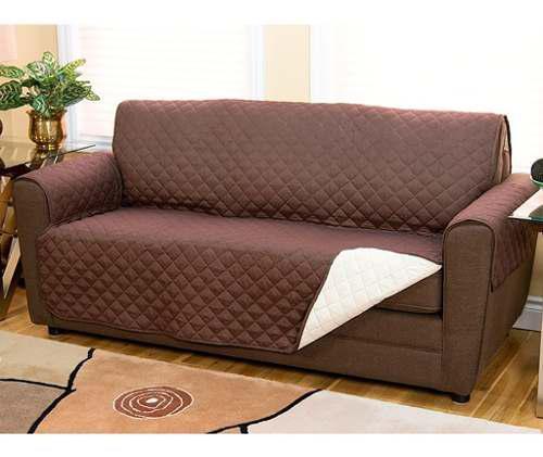 Forro Protector De Sofa Y Muebles Perros Y Mascotas 2puestos