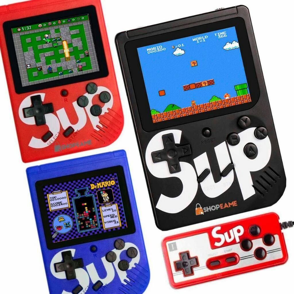 Mini Consola de Video Juegos Game Boy