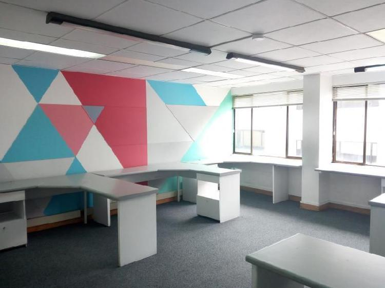 Oficina En Arriendo En Bogota El Lago Cod. ABLUQ2008090027