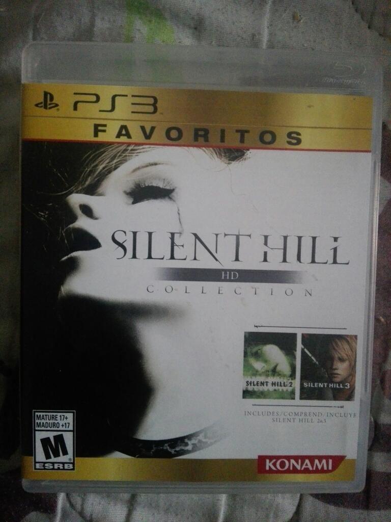 Silent Hill 2 Y 3