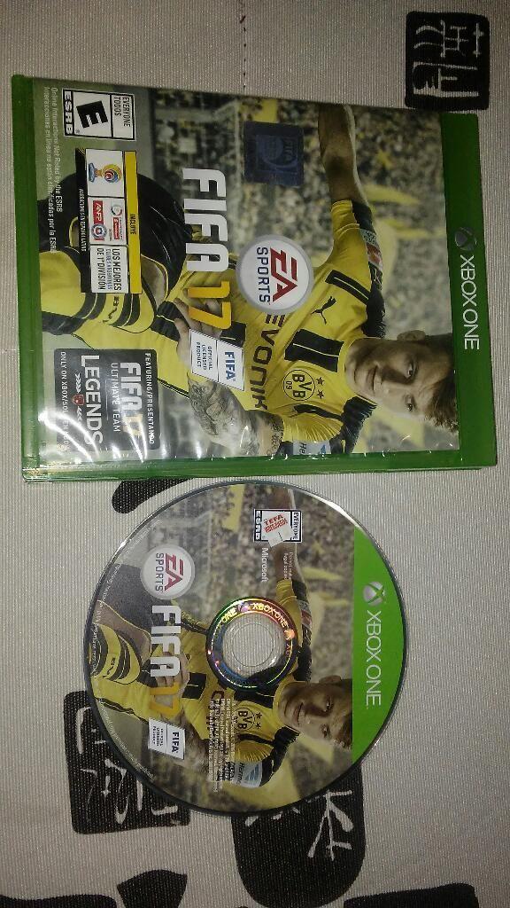 Vendo O Cambio Fifa 17 Xbox One