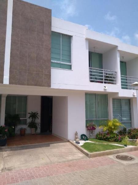 Casa Condominio En Venta En Barranquilla Villa Campestre