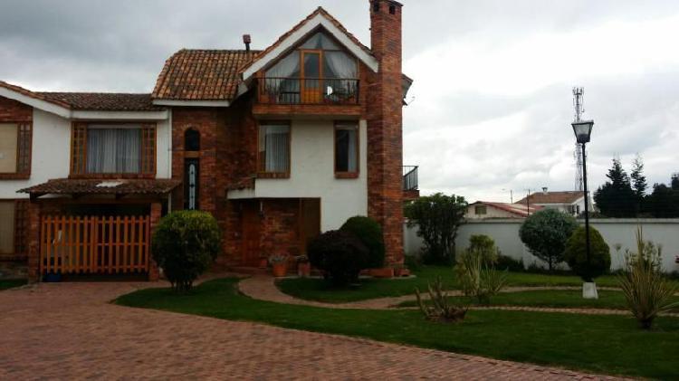 Casa En Venta En Chia Vereda La Balsa Cod. VBRKS42150394