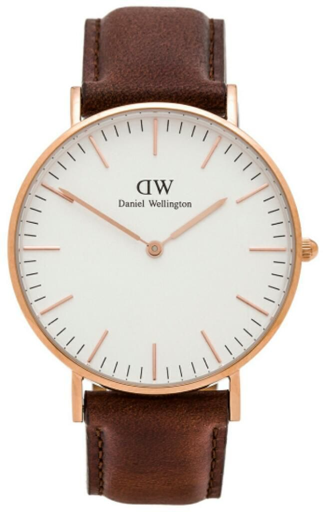 Daniel Wellington St Mawes 42mm Rose