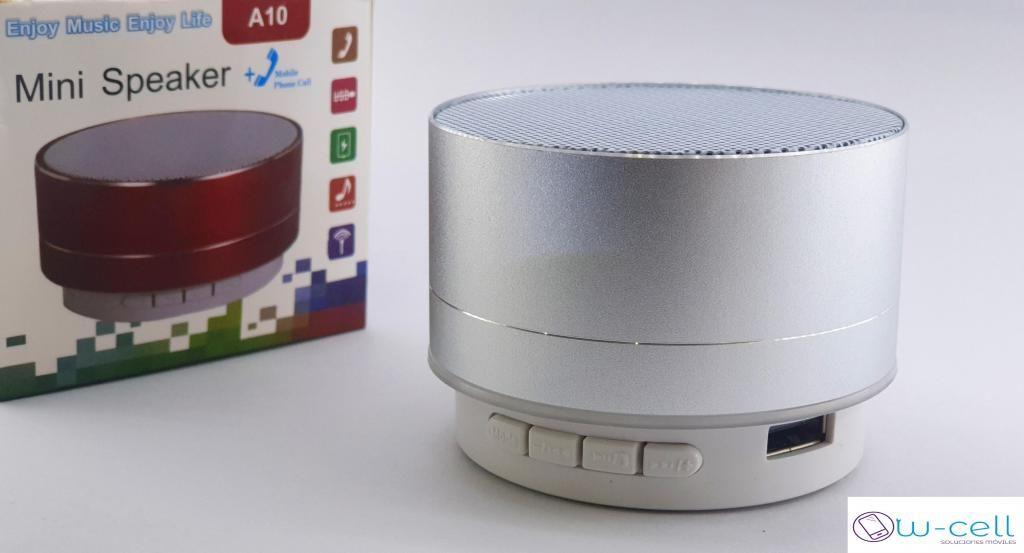 Parlante Bluetooth Mini speaker A10