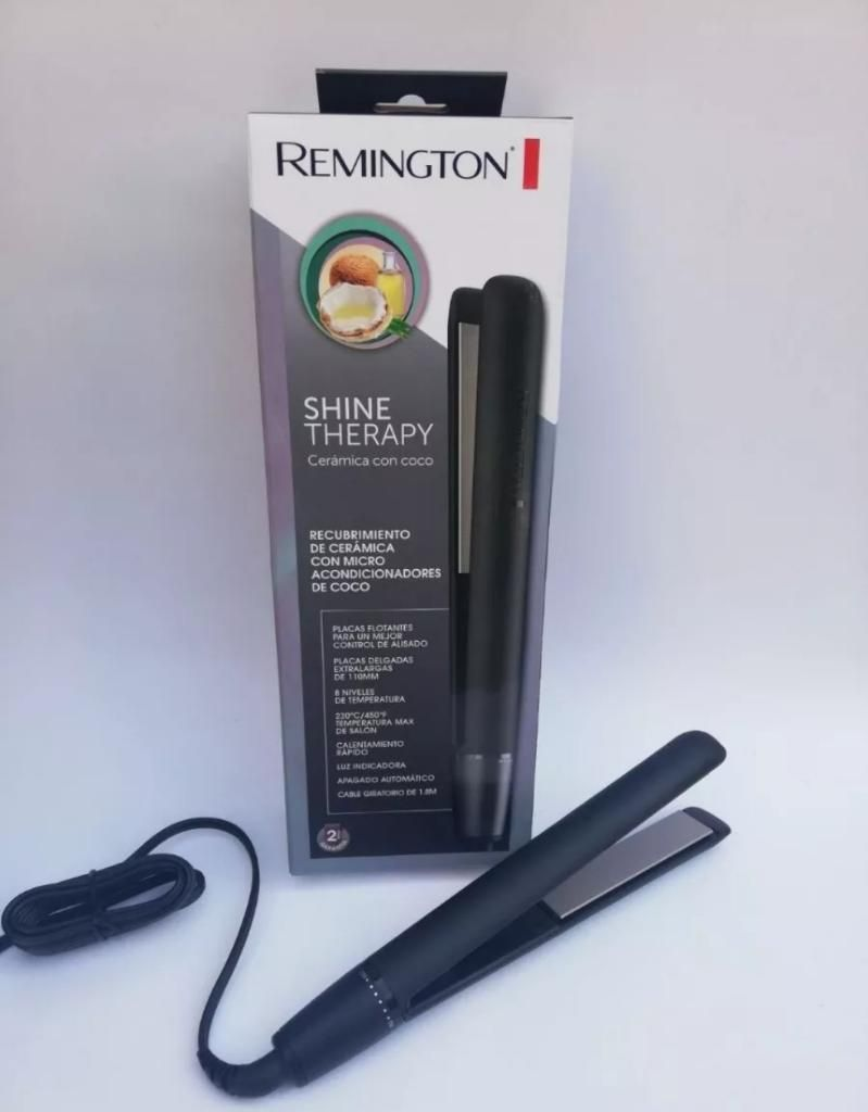Plancha Remington Coco