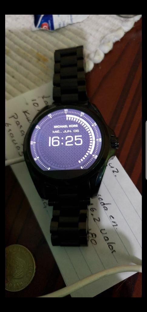 Reloj Michael Kors Mkt Vendo Cambio