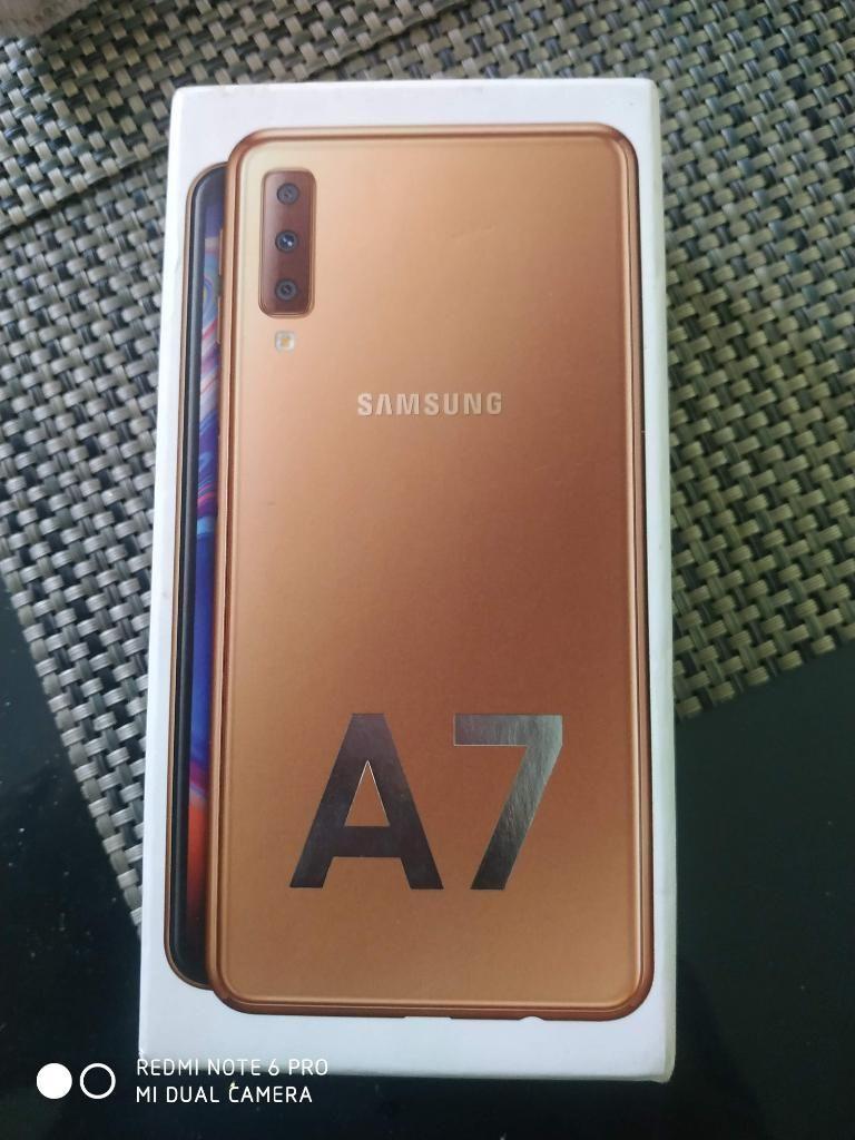Samsung A Como Nuevo 64gb