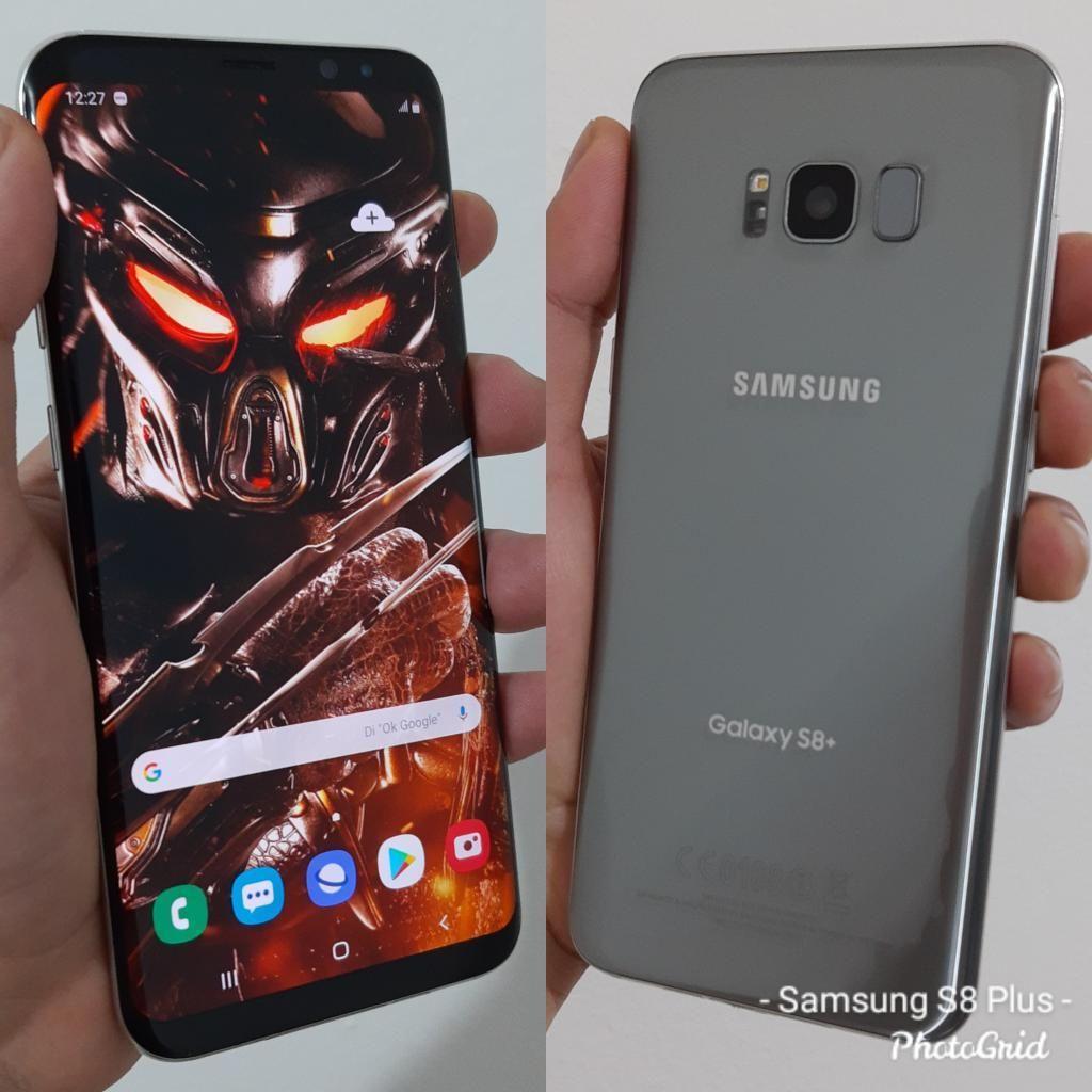 Samsung S8 Plus 64gb Usado Como Nuevo