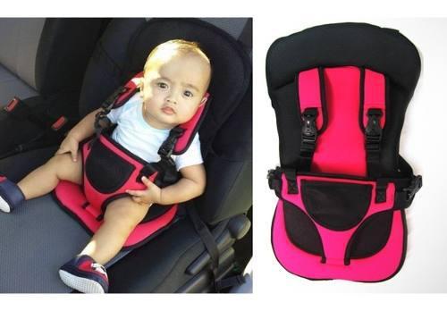 Silla Arnes Asiento Cinturon Seguridad Para Carro Bebe-