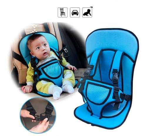 Silla Arnés Asiento Cinturón Seguridad Carro Bebe Niño