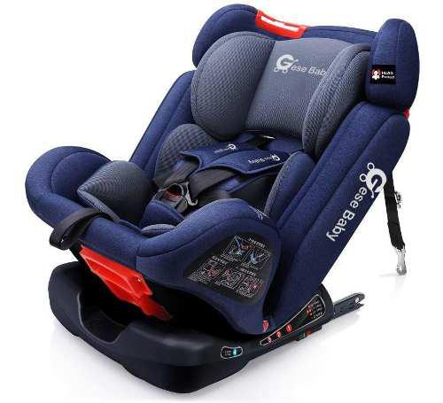 Silla Para Carro Con Sistema Isofix Gese Baby
