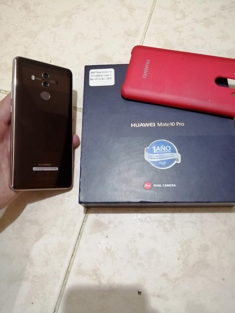 Vendo Cambio Huawei Mate 10 Pro 128 Gb