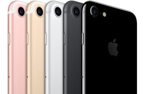 iPhone 7 De 32 Gb Libre 4k 3d Garantía Sellados